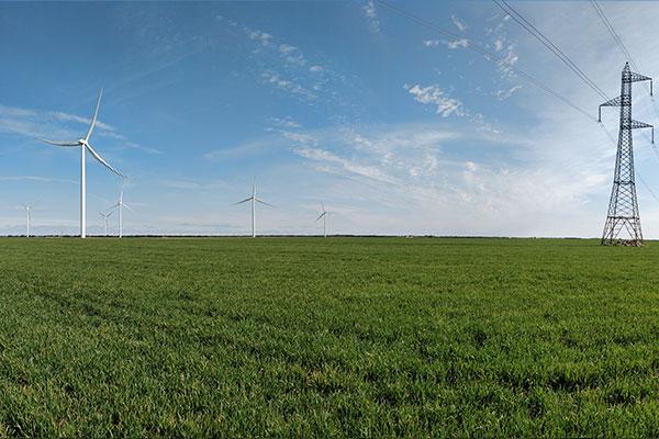 Parque eólico Navillas